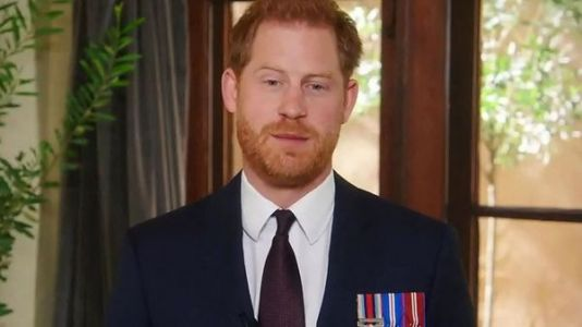 "Le prince Harry en deuil:  sa marraine est morte ""subitement"""