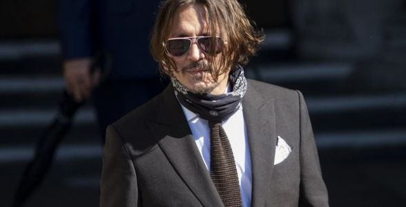 Johnny Depp:  cocaïne, vin, espionnage. ces lourdes accusations contre Amber Heard