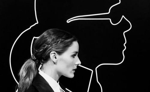 Karl Lagerfeld annonce une collaboration avec Olivia Palermo
