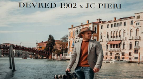 DEVRED 1902 x JC PIERI:  Collection capsule