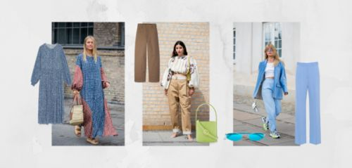 Shopping : on s'inspire de trois looks aperçus à la Fashion Week de Copenhague