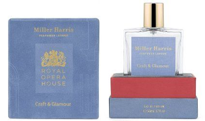 Miller Harris + Royal Opera House Craft & Glamour ~ new fragrance