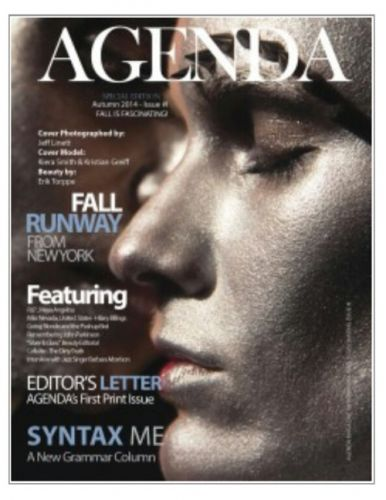 AGENDA MAG Los Angeles Thanks to Kaylene People