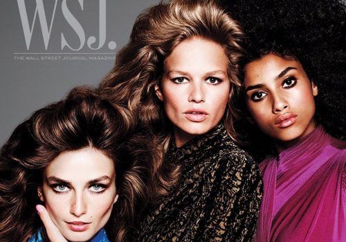 This Fall, Models Took Over Magazine Covers