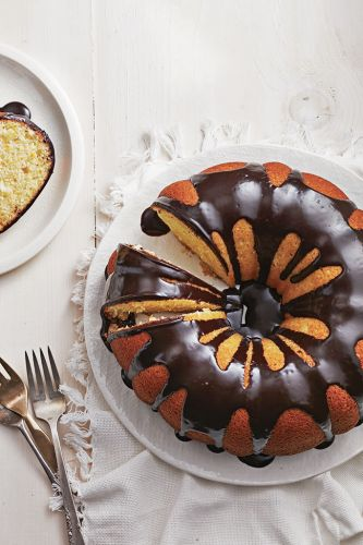 Gâteau Jaffa choco-orange