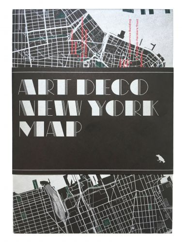 Architectural City Maps and Calendars by Blue Crow Media