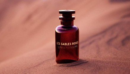 Louis Vuitton Les Sables Roses ~ new fragrance