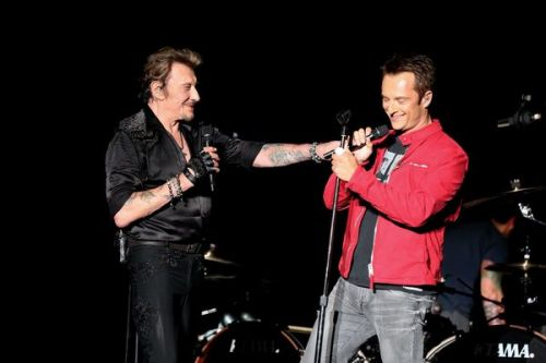 """Il se sentait coupable"":  David Hallyday révèle l'un des plus grands regrets de son père, Johnny"