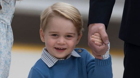 Prince George:  à quel âge son père William a fait son premier engagement officiel en solo ?