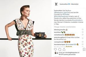 Michelle Williams, Doona Bae, Léa Seydoux:  le casting 5 étoiles de Louis Vuitton