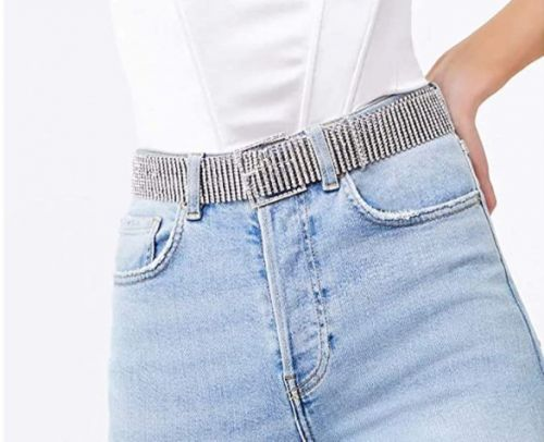 Buy the best Silver Belt: For your Closet