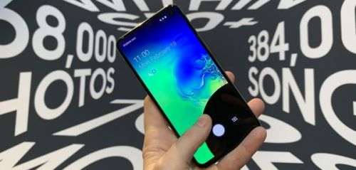 Smartphone : Samsung puissance S10