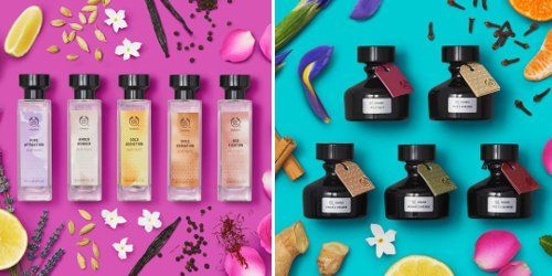 The Body Shop Scents of Life ~ new fragrances