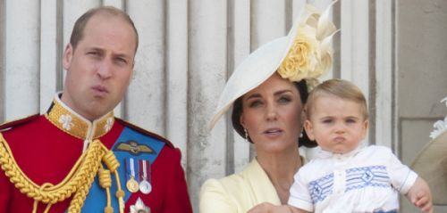 PHOTO. L'adorable photo du prince William et du prince Louis pour la fête des pères