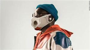 Will.i.am lance un masque anti-covid qui fait également casque audio bluetooth