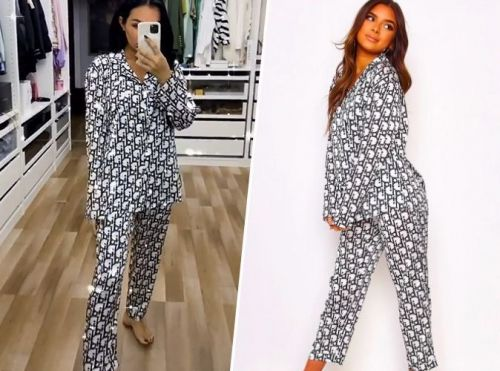 Shopping copie conforme:  les pyjamas de Fidfi Ruiz signés Brentiny Paris