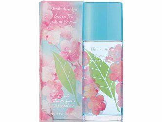 Elizabeth Arden Green Tea Sakura Blossom ~ new fragrance