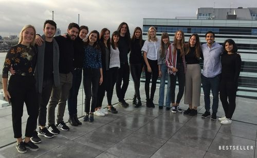 Want to kickstart your career in an international fashion company? Join the International Business Trainee Programme