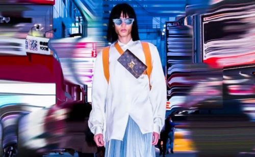 Louis Vuitton classée griffe de luxe la plus performante sur le digital en Chine