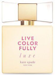 Kate Spade Live Colorfully Luxe ~ new fragrance