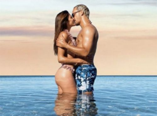 Iris Mittenaere:  son chéri Diego El Glaoui accusé d'abuser de Photoshop. la photo qui dérange la toile
