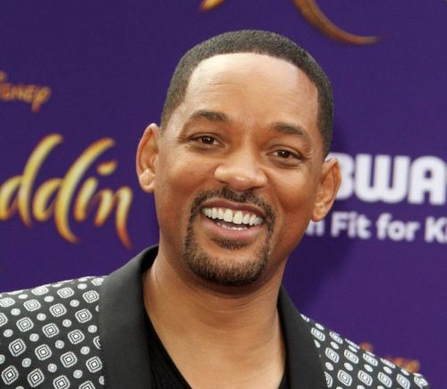 """Aladdin"":  cette photo de Will Smith va vous surprendre !"