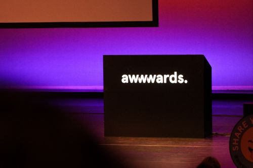 Behind the Scene of 2019 Awwwards Conference with Rufus Deuchler from Adobe